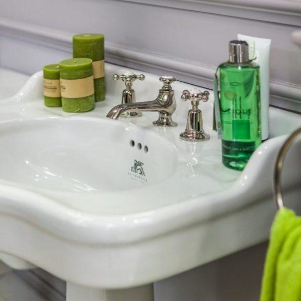 Bathroom Inspirations showroom sinks