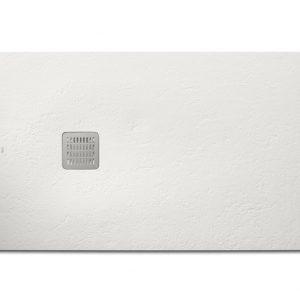Roca Terran 1200 x 700mm Shower Tray White