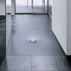 Bette Floor 100 x 100cm Steel Tray