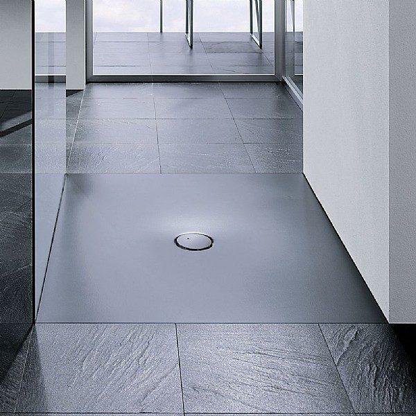 Bette Floor 100 x 100cm Steel Tray