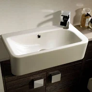 Roper Rhodes Geo Slim Depth Basin (for Slim Furniture)
