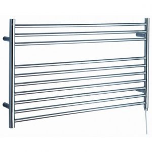 JIS Stainless Steel Newick 600 x 1000mm Towel Rail