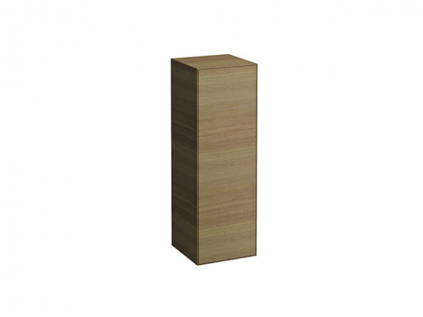 Laufen Boutique Medium Wall Cabinet - Dark Oak